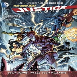 Justice League: Volume 2: Villain's Journey (the New 52)Books