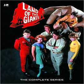 Land of the Giant's the Complete SeriesBooks