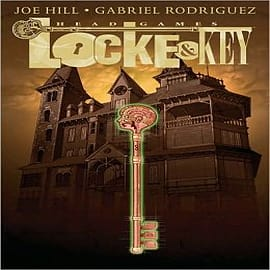 Locke & Key: v. 2: Head GamesBooks