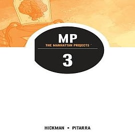 Manhattan Projects Volume 3 TPBooks