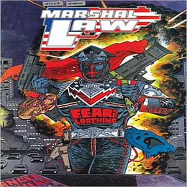 Marshal Law (Deluxe ed)Books