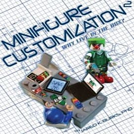 Minifigure Customization 2: Why Live in the Box?Books