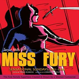 Miss Fury Sensational Sundays: 1941-1944Books