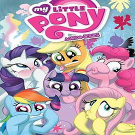 My Little Pony: Micro Series Volume 1Books