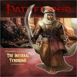 Pathfinder Adventure Path: Council of Thieves: No. 4: The Infernal SyndromeBooks