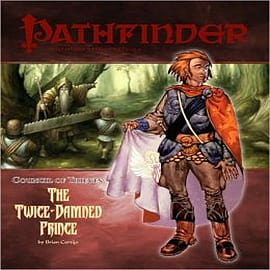 Pathfinder Adventure Path: Council of Thieves: Part 6: The Twice-Damned PrinceBooks