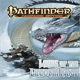 Pathfinder Campaign Setting: Lands of the Linnorm KingsBooks