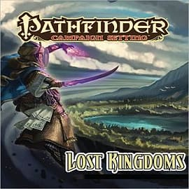 Pathfinder Campaign Setting: Lost KingdomsBooks