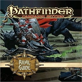 Pathfinder Campaign Setting: Rival GuideBooks