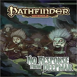Pathfinder Module: No Response From DeepmarBooks