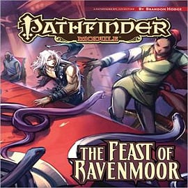 Pathfinder Module: The Feast of RavenmoorBooks
