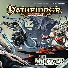 Pathfinder Module: The MoonscarBooks
