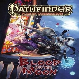 Pathfinder Player Companion: Blood of the MoonBooks