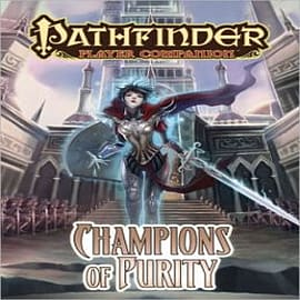 Pathfinder Player Companion: Champions of PurityBooks
