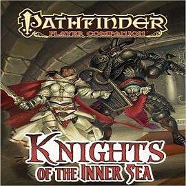 Pathfinder Player Companion: Knights of the Inner SeaBooks