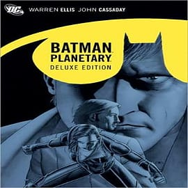 Planetary Batman (De Luxe edition)Books