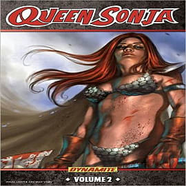 Queen Sonja: Volume 2Books