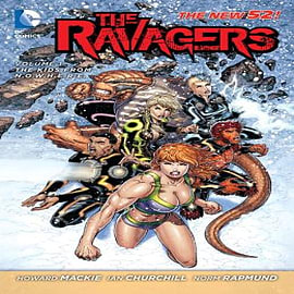 Ravagers: Volume 1: Kids from NOWHERE (the New 52)Books