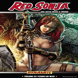 Red Sonja: She-Devil with a Sword: Volume 11: Schools of WarBooks