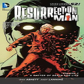 Resurrection Man: Volume 2: Matter of Death and Life (the New 52)Books