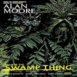 Saga of the Swamp Thing Book 4 HC: Book 4Books