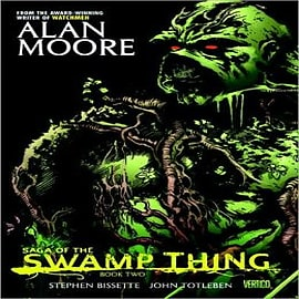 Saga of the Swamp Thing: Book 02Books