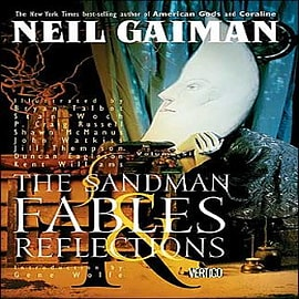 Sandman: Volume 6: Fables and ReflectionsBooks