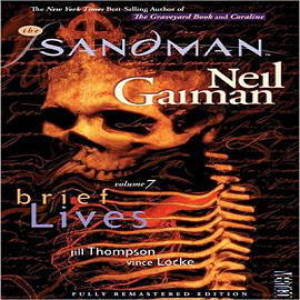 Sandman: Volume 7: Brief Lives (New edition)Books