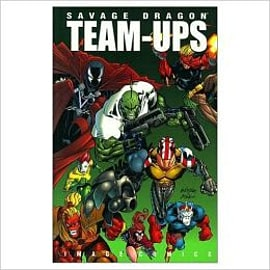 Savage Dragon: Greatest Team-UpsBooks