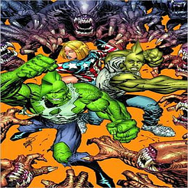 Savage Dragon: InvasionBooks