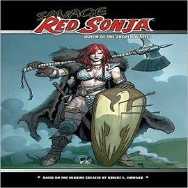 Savage Red Sonja: Queen of the Frozen WastesBooks