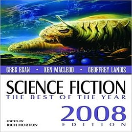 Science Fiction: The Best of the Year: 2008Books