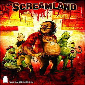 Screamland: Death of the PartyBooks