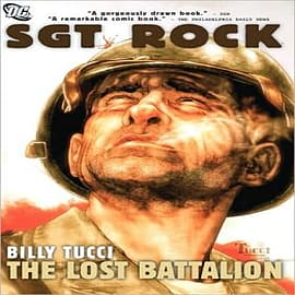 Sgt Rock: The Lost BattalionBooks