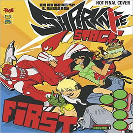 Sharknife: Volume 1: Stage FirstBooks