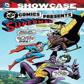 Showcase Presents DC Comics Presents Superman Team-Ups Vol 2Books