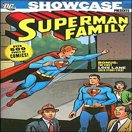 Showcase Presents Superman Family: Volume 1Books