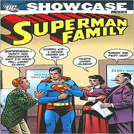 Showcase Presents Superman Family: Volume 2Books