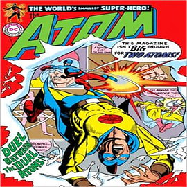 Showcase Presents the Atom: Volume 2Books