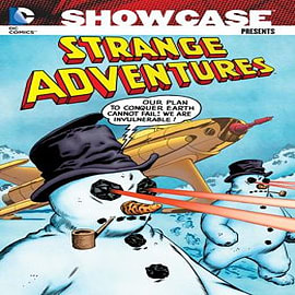 Showcase Presents: Strange Adventures: Volume 2Books