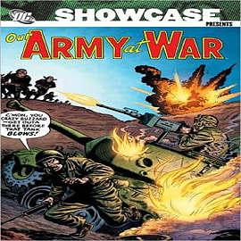 Showcase Presents: Vol 01: Our Army at WarBooks