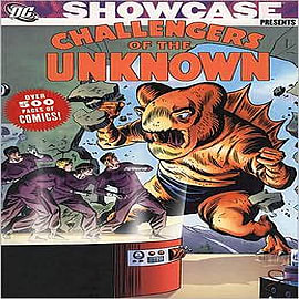 Showcase: Volume 2: Challengers of the UnknownBooks