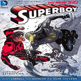 Superboy: Volume 2: Extraction (The New 52)Books