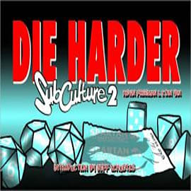 Subculture Webstrips: Volume 2: Die HarderBooks