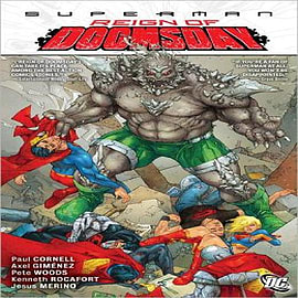 Superman Reign of DoomsdayBooks