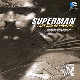 Superman: Last Son of KryptonBooks