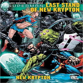 Superman: v. 2: Last Stand of New KryptonBooks