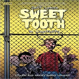 Sweet Tooth: Volume 2: In CaptivityBooks