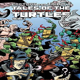 Tales of the Teenage Mutant Ninja Turtles: Volume 3Books