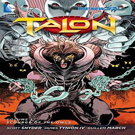 Talon: Volume 1: Scourge of the Owls (the New 52)Books